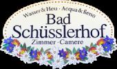 Schüsslerhof | Heu & Wasserbäder